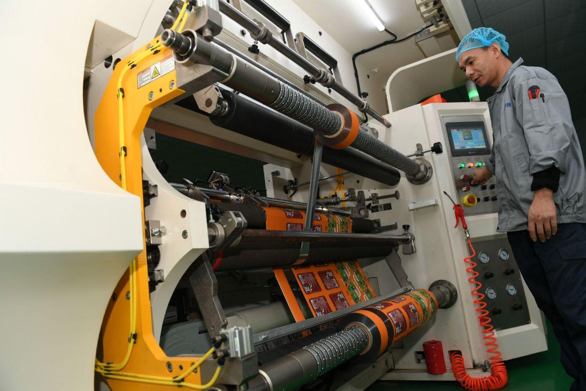 稷山:传统纸包装产业转型升级