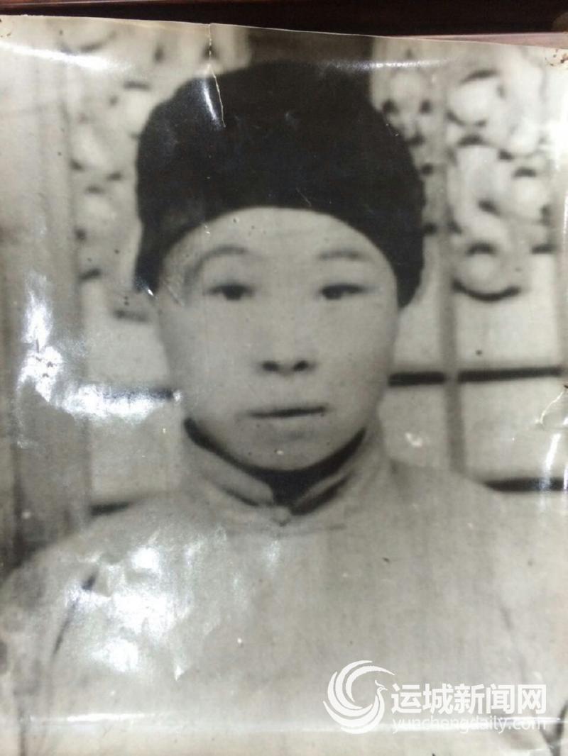 牛线线——芮城县的刘胡兰式英雄